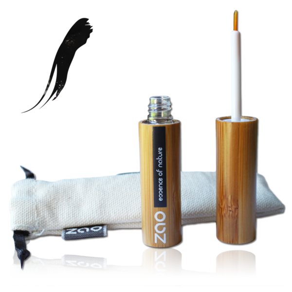 Ekologisk Eyeliner - svart 060 från Zao - Ekobay Store
