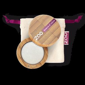 Ekologisk Ögonskugga skimmer - Vit pärlemor 101 från Zao - Ekobay Store