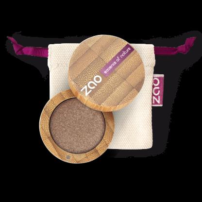 Ekologisk Ögonskugga skimmer - Brons 106 från Zao - Ekobay Store