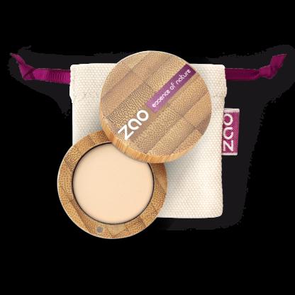 Ekologisk Ögonskugga matt - Elfenben 201 från Zao - Ekobay Store
