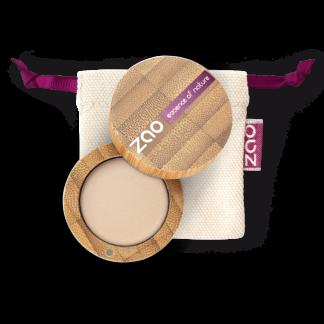 Ekologisk Ögonskugga matt - Brunbeige 202 från Zao - Ekobay Store
