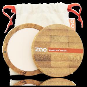 Ekologiskt Kompakt puder - Elfenben 301 från Zao
