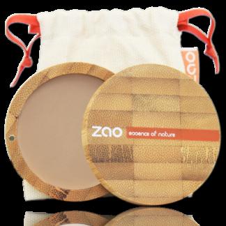 Ekologiskt Kompakt Puder - Capuccino 304 från Zao