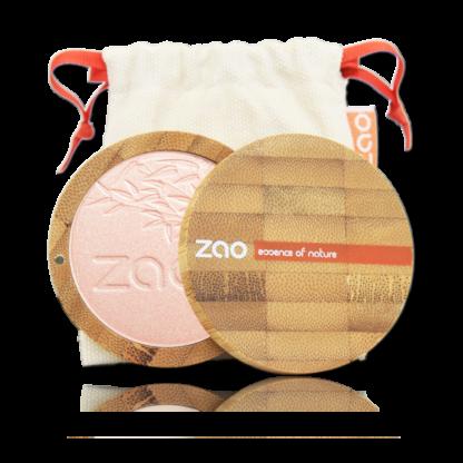 Ekologiskt Shine up highlighter - Pink Champange från Zao