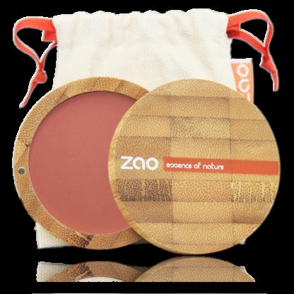 Ekologiskt Rouge 322 - Brun/rosa från Zao