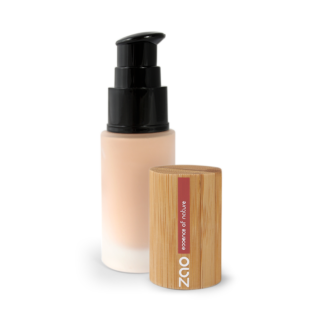 Silk Foundation Ivory 701 – Zao essence of nature