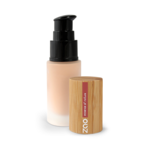 Silk Foundation Fair beige 713 – Zao essence of nature