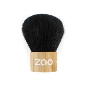 Makeup borste - Kabuki för mineral silk och puder från Zao - Ekobay store