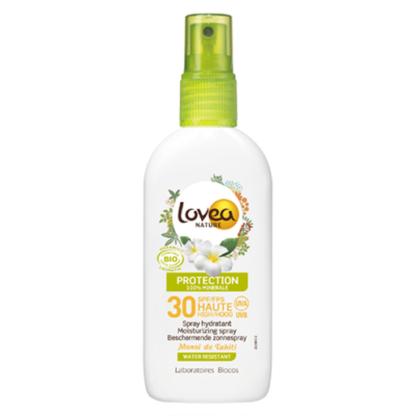 Ekologiskt solskydd SPF30 - Sprayflaska från Lovea