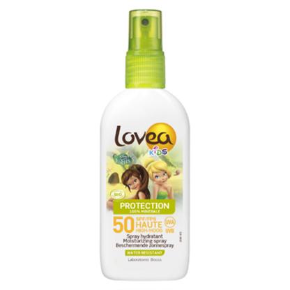 Lovea Kids solskydd Spf50 för barn - Sprayflaska från Lovea - Ekobay Store