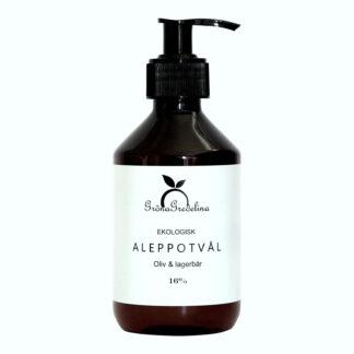 Alepptvål Oliv & Lagerbär - Ekobat store för en hållbar livstil med ekologiska och miljövänliga produkter för din vardag