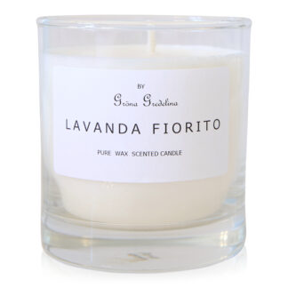 Doftljus Lavendel giftfritt Ekobay Store för en hållbar livsstil