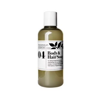 Ekologisk rengöring - Body & Hair Soap från Moonsun Organic - Ekobay Store