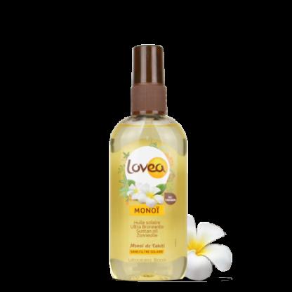 Sololja Monoi sprayflaska från Lovea - Ekobay Store