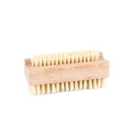 Nagelborste klassisk för rengöring/vård av naglar Iris hantverk - Ekobay Store för en hållbar livsstil