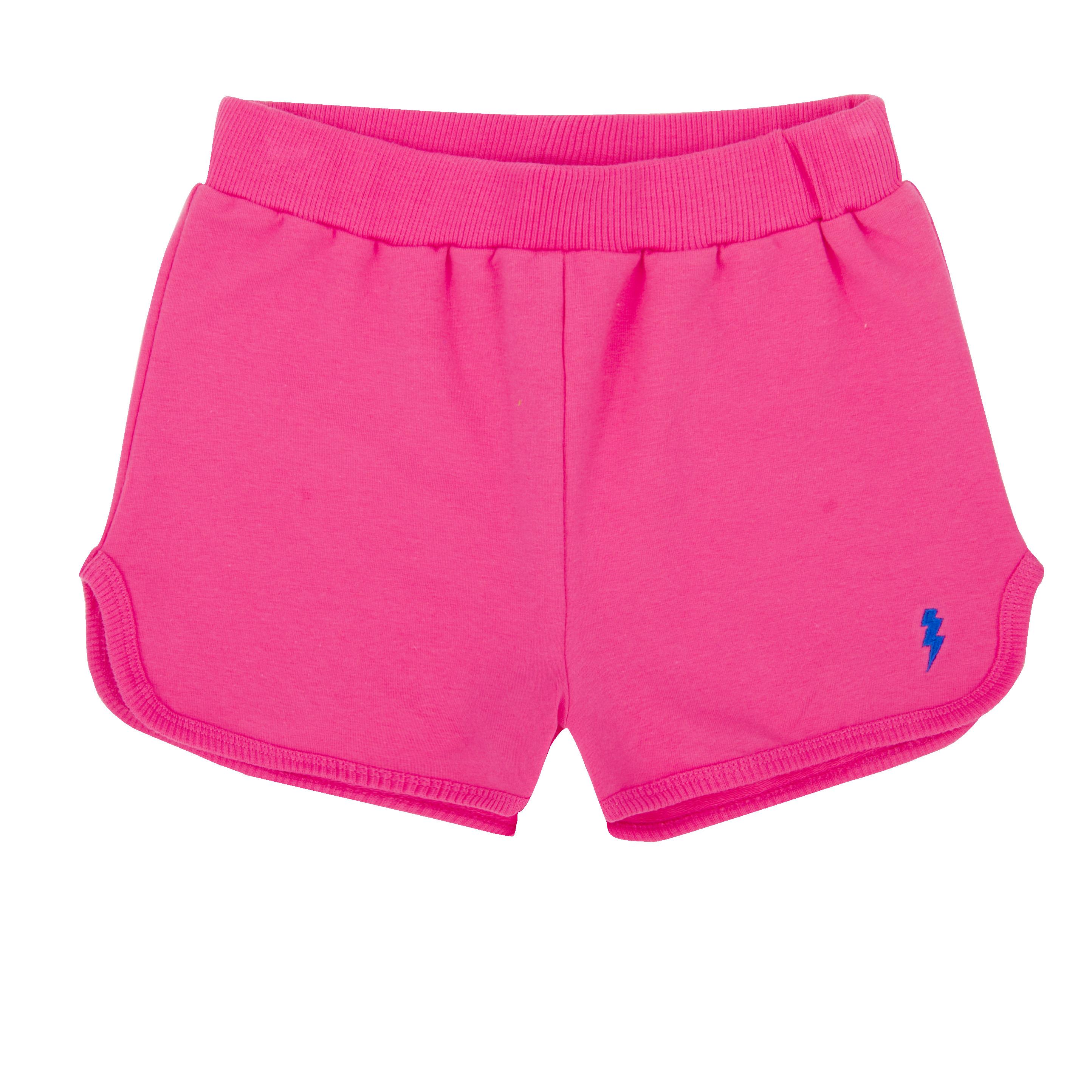 ef82f5e2096 Shorts rosa - Gardner and the Gang - Ekobay Store
