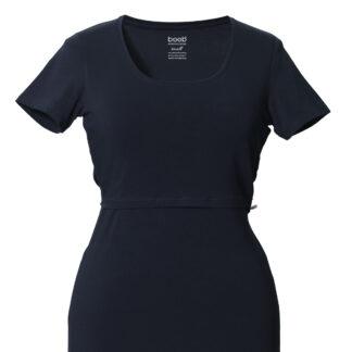 Marinblå topp gravid/amning från Boob design