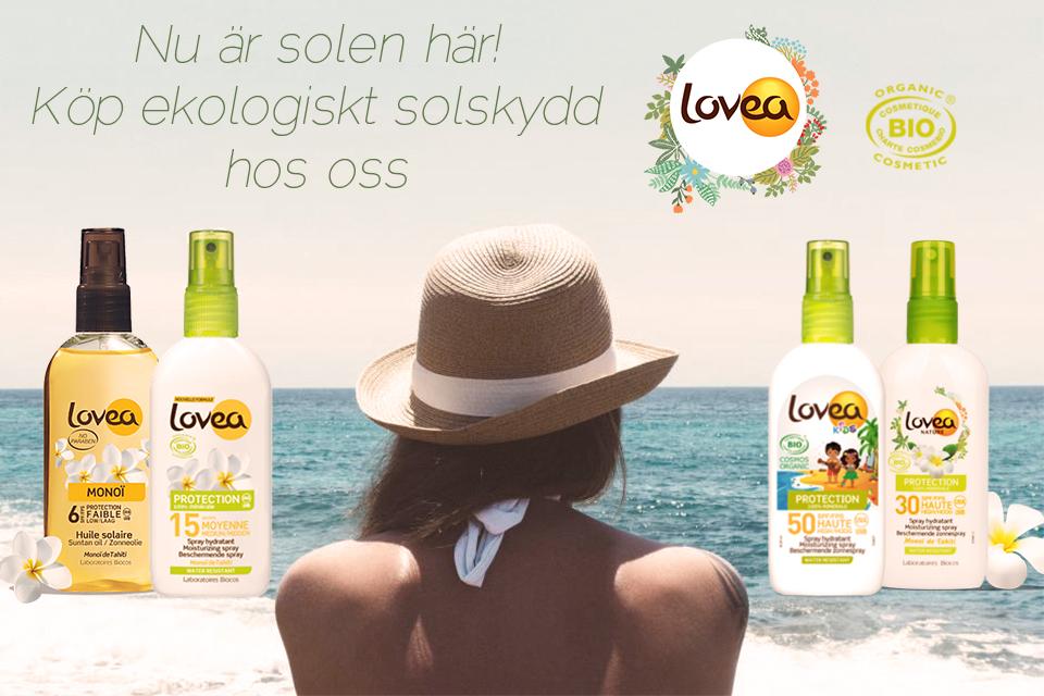 Ekobay Store - Ekologiskt solskydd från Lovea