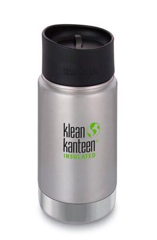 Giftfri och miljövänlig kaffe mugg, isolerad, 355 ml - Klean Kanteen