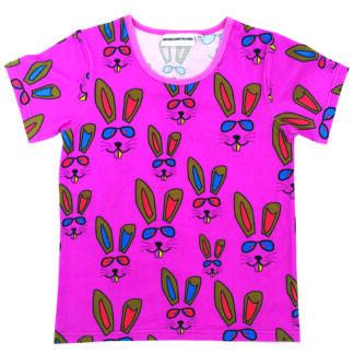 T-shirt rosa - BENNY BUNNY - Gardner and the Gang