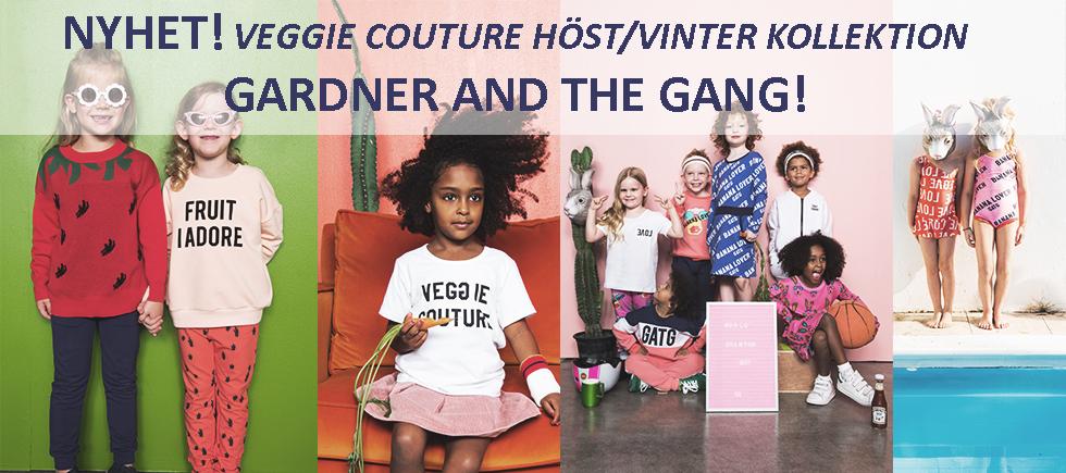 Nyheter Gardner and the Gang höst/vinter 2018