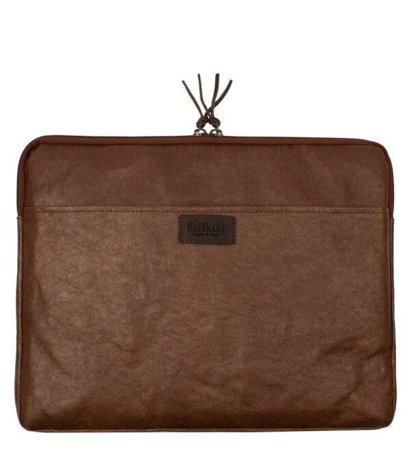 Miljövänlig Laptopfodral 13 tum - Cognac - Uashmama